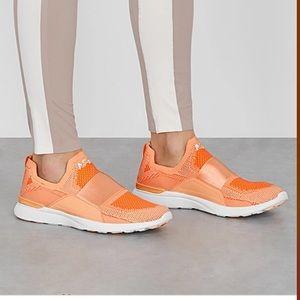 apl techloom bliss in neon orange